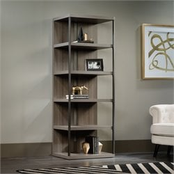 5 Shelf Bookcase in Diamond Ash