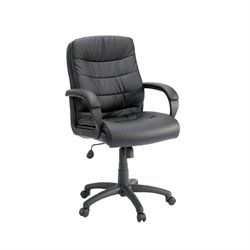 Gruga DuraPlush Managers Chair in Black