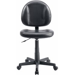 Gruga DuraPlush Office Chair in Black