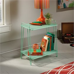 End Table in Green