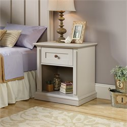 Nightstand in Cobblestone