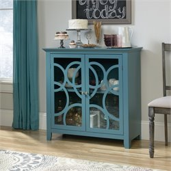 Accent Chest in Moody Blue