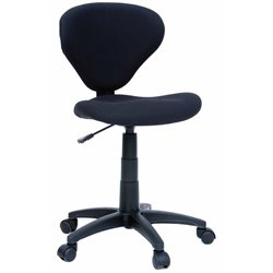 Sauder Gurga Office Chair in Black