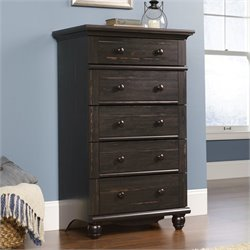 5-Drawer Chest in Antiqued Paint