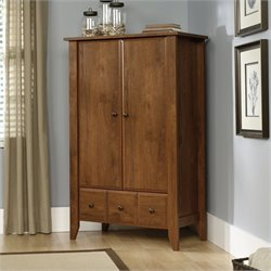 Armoire in Oiled Oak
