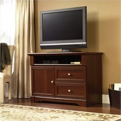 Highboy TV Stand in Cherry