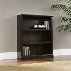 3 Shelf Bookcase in Cinnamon Cherry