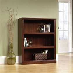 3 Shelf Bookcase in Select Cherry