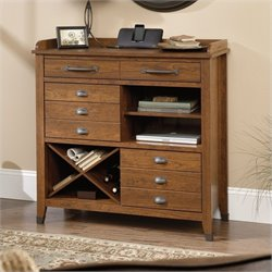 Sideboard Console in Washington Cherry