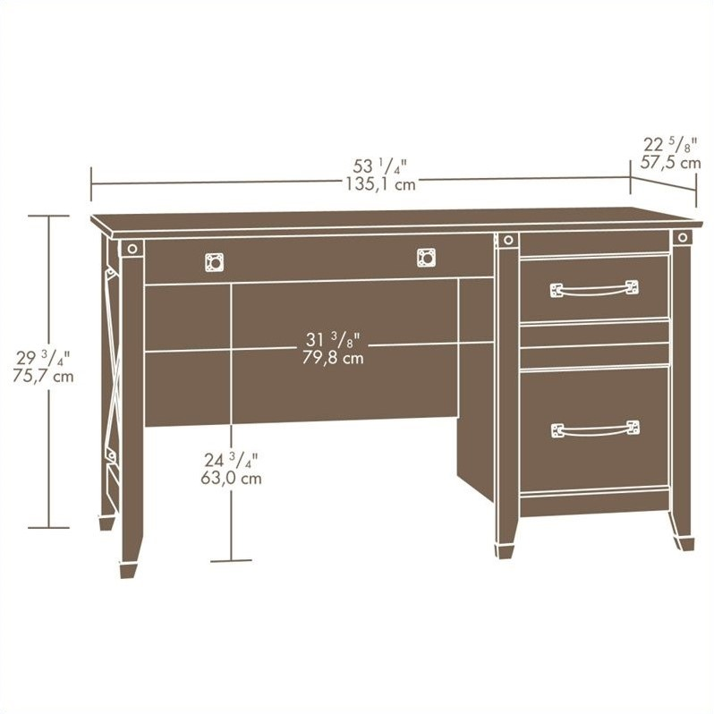 Desk In Washington Cherry 412920
