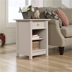 Side Table in Cobblestone Finish