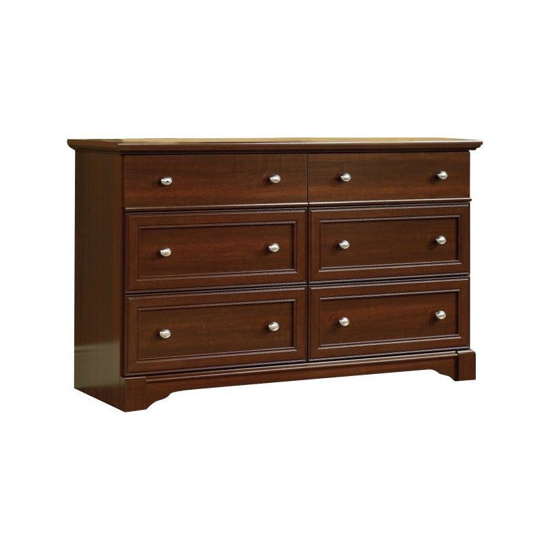 6 Drawer Dresser in Cherry