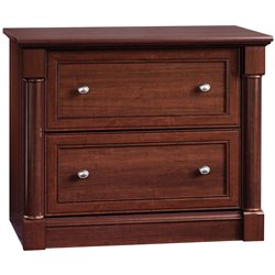 Lateral File Cabinet in Cherry