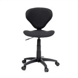 Sauder Beginnings Task Office Chair in Black