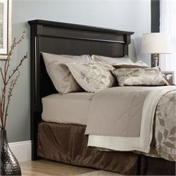 Queen Headboard in Wind Oak