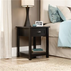 Nightstand in Estate Black