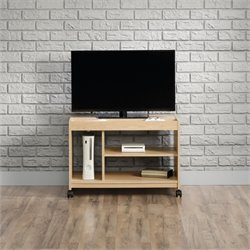 TV Cart in Urban Ash