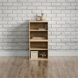 2 Piece Cube Bookcase in Urban Ash