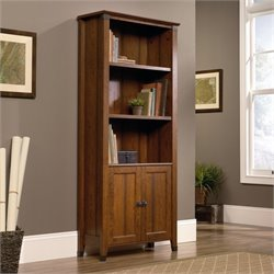 3 Shelf Bookcase in Washington Cherry