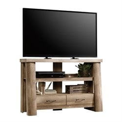 TV Stand in Craftsman Oak