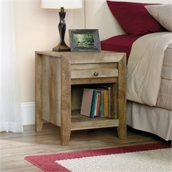 Nightstand in Craftsman Oak