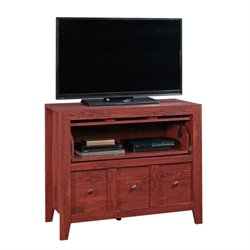TV Stand in Fiery Pine