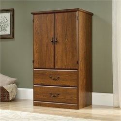 Armoire in Milled Cherry