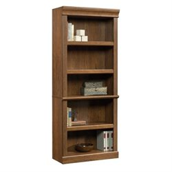 5 Shelf Bookcase in Milled Cherry