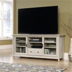 TV Stand in Chalked Chestnut