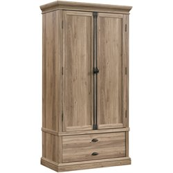 Bedroom Armoire in Salt Oak