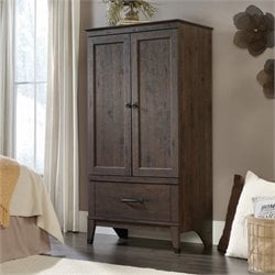 Armoire in Coffee Oak