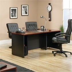 Executive Desk in Classic Cherry