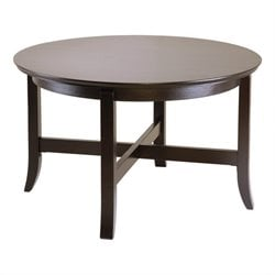 Coffee Table in Dark Espresso Finish