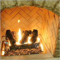 Outdoor Greatroom Company D.I.Y. Optional Log Set for CF-1224 Crystal Fire Burner