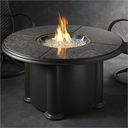 Outdoor Greatroom Company Grand Colonial Fire Table with 48