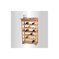 Catskill Craftsmen 36 Bottle Wine Rack
