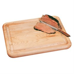 Catskill Craftsmen Reversible Carver Cutting Board in Birch