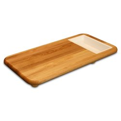 Catskill Craftsmen Cut N Catch Cutting Board in Birch