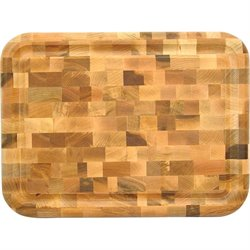 Catskill Craftsmen Reversible End Grain Cutting Board in Birch