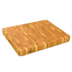 Catskill Craftsmen End Grain Cutting Board in Birch