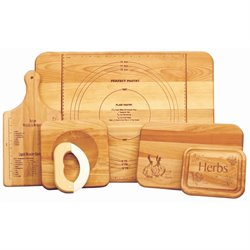 Catskill Craftsmen Ultimate Chef'S Set Cutting Board in Birch