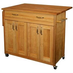Catskill Craftsmen Mid-Sized Kitchen Island