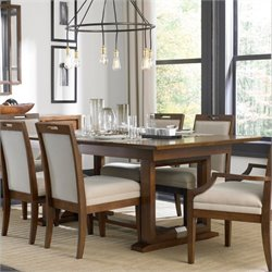 Broyhill Suede Dining Table