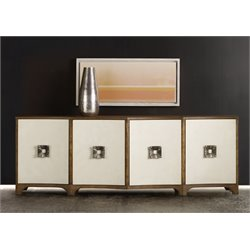 Hooker Melange Sideboard in Cream