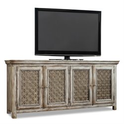 Hooker Melange Dorian Sideboard in Light Wood