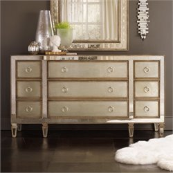 Hooker Sanctuary 9 Drawer Dresser