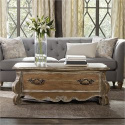 Hooker Chatelet Coffee Table in Caramel Froth
