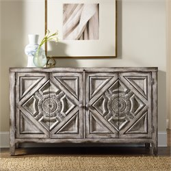 Hooker Chatelet 2 Door Accent Chest in White