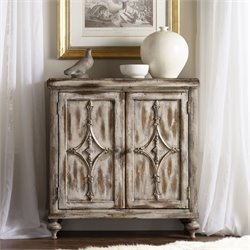 Hooker Chatelet 2 Door Accent Chest in Beige