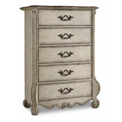 Hooker Chatelet 5 Drawer Chest